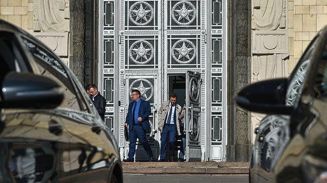 احضار معاون سفیر آمریکا در مسکو