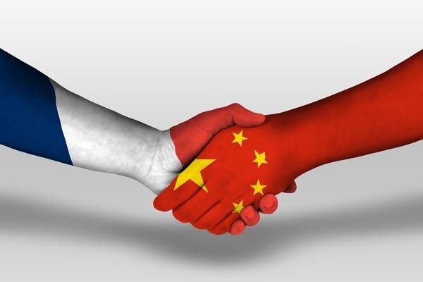 حمایت چین از فرانسه برای کاهش تنشهای ایجاد شده پیرامون ایران