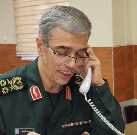 تماس تلفنی فرماندهان نظامی ایران و پاکستان/ ابراز نگرانی ایران از حوادث کشمیر