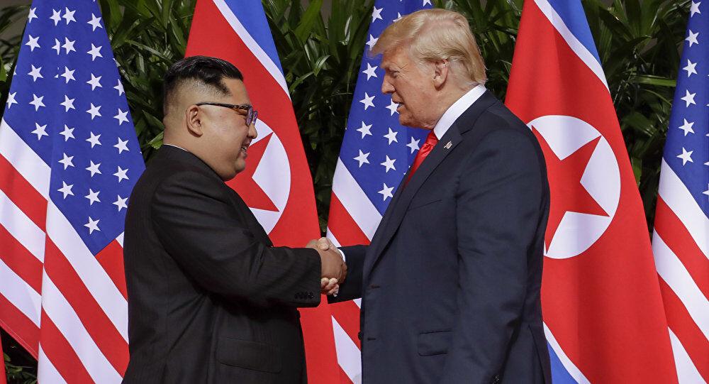 ترامپ: دیدار مجدد با رهبر کره شمالی در آینده نزدیک