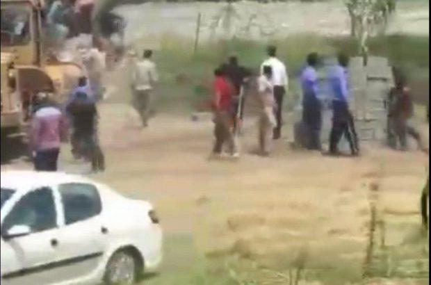 جزئیات درگیری زمین خواران با کارکنان پادگان محمودآباد مازنداران/ 2کشته و چند زخمی (+عکس)