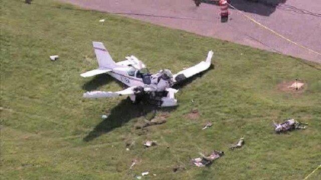 4 کشته در سقوط هواپیمای غیرنظامی در مکزیک