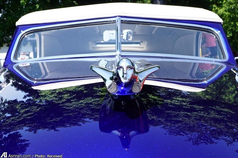 آبی کریستالی؛ یک کادیلاک کلکسیونی! (+تصاویر)