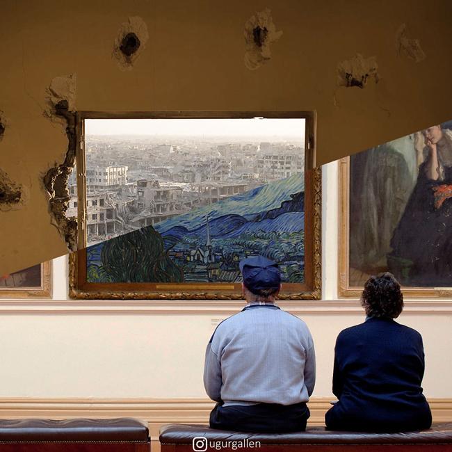 تضاد غمانگیز بین دو دنیایی که در آن زندگی میکنیم! (+عکس)