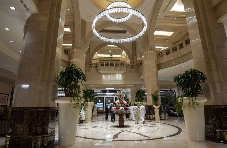 هتلهای لوکس مکه حاجیان را جذب میکنند