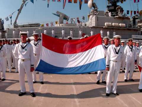 نیروی دریایی هلند در تنگه هرمز