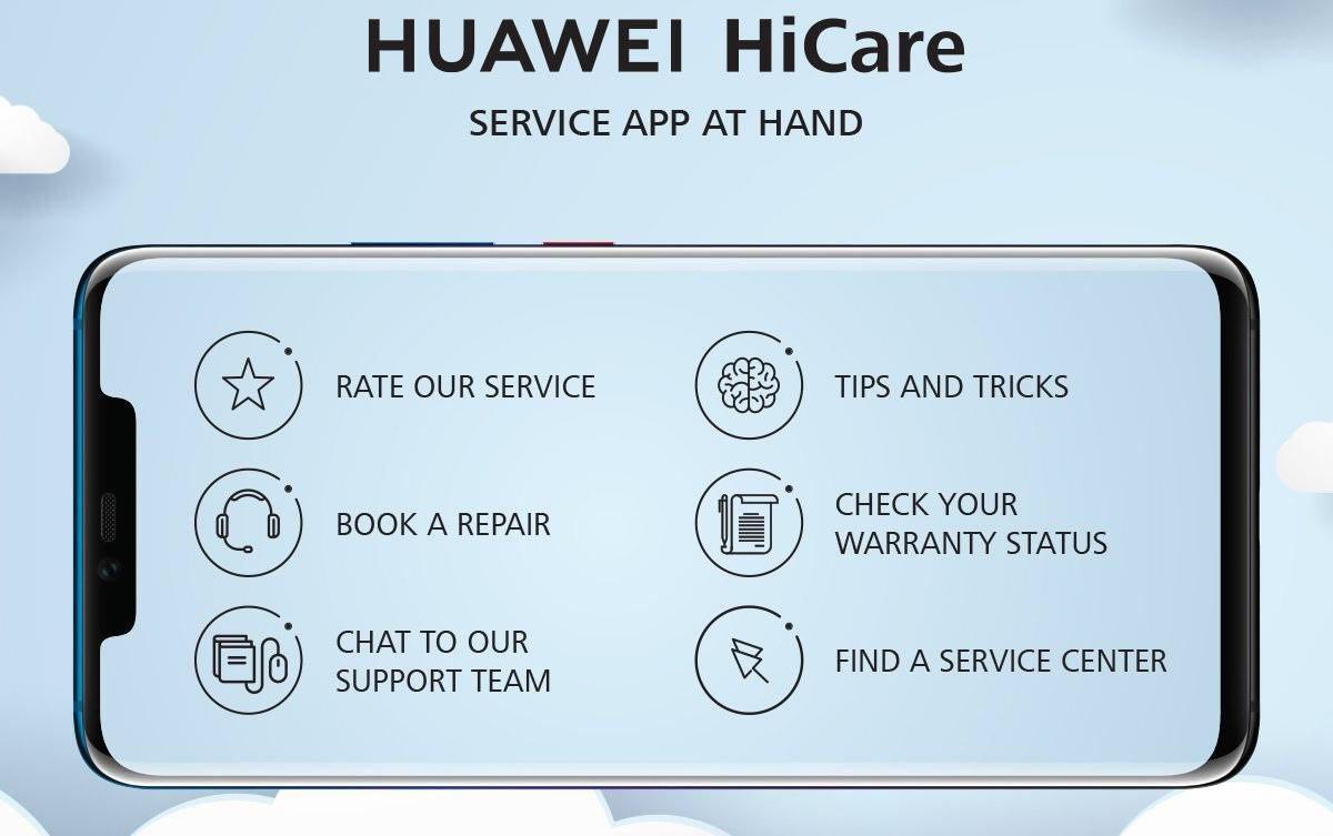 راهکاری جامع برای به روز رسانی و خدمات پس از فروش گوشیهای هوآوی