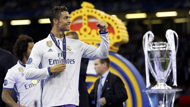 رونالدو: تفاوت من با مسی فتح لیگ قهرمانان با تیمهای مختلف است