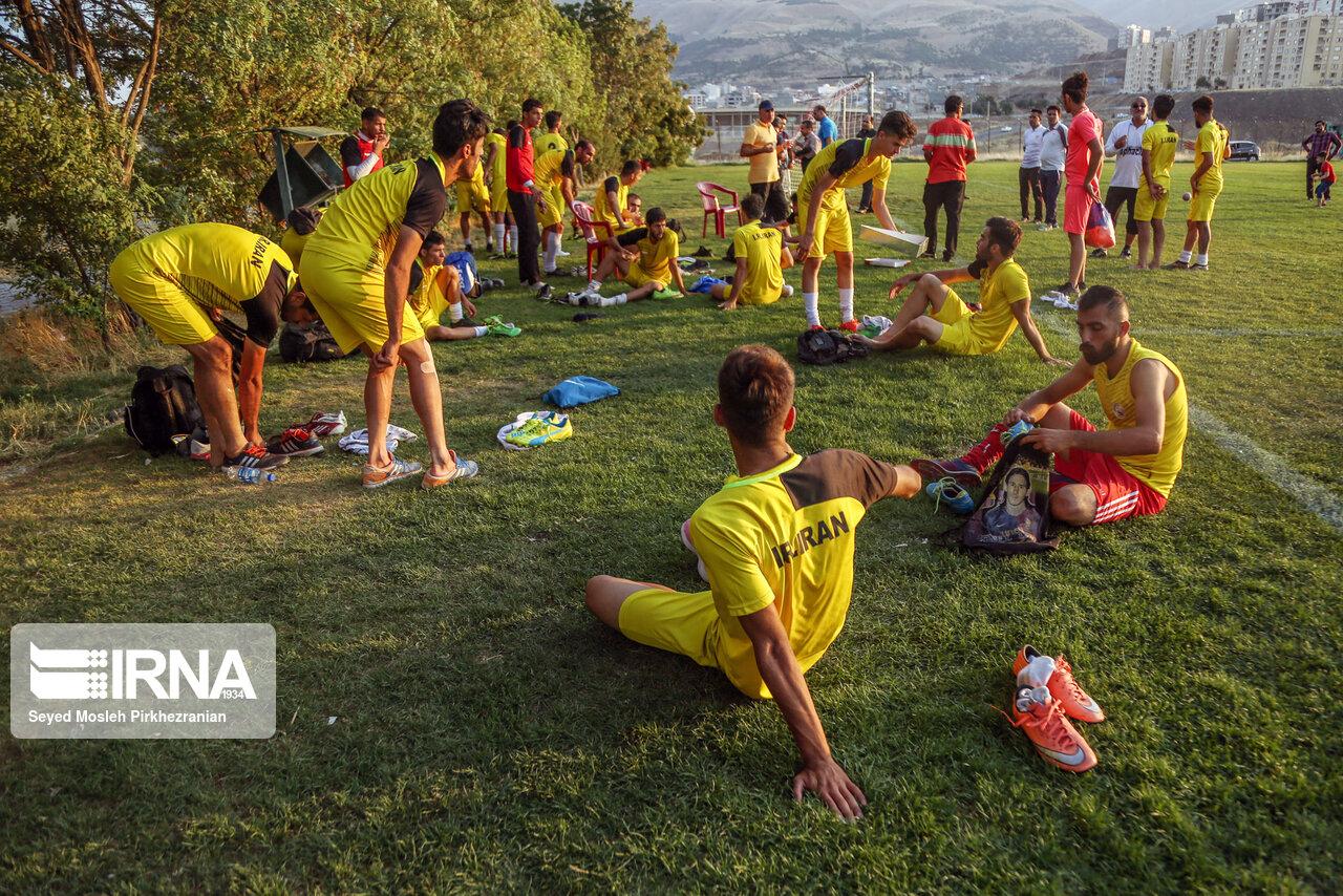 پلمب 50 مدرسه فوتبال در استان تهران