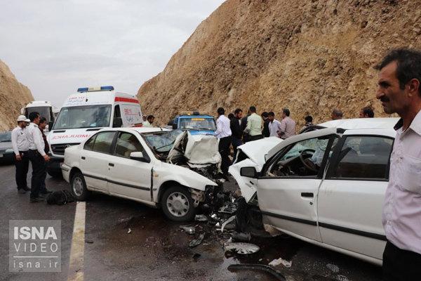 کاهش 95 درصدی حوادث ترافیکی با ایمنسازی راههای مواصلاتی