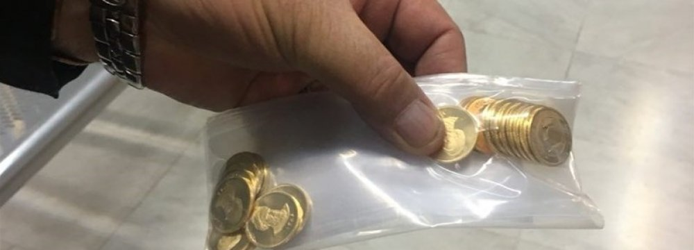 حرکت بازار طلای ایران برخلاف روند بینالمللی است