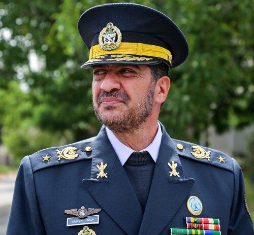 فرمانده نیروی پدافند هوایی ارتش: پدافند هوایی در سراسر کشور مستقر است