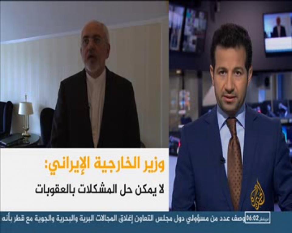 ماه عسل دوباره ایران و شبکه الجزیره قطر