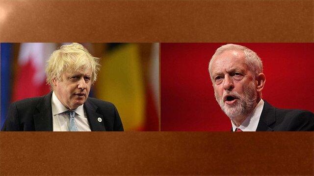 رهبر اپوزیسیون انگلیس خواهان برکناری جانسون شد/ اجتناب از بریگزیت بدون توافق