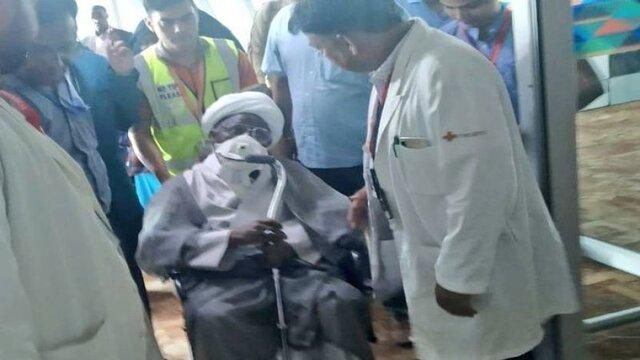 العهد: تاکنون هیچگونه درمانی روی شیخ زکزاکی در هند انجام نگرفته است