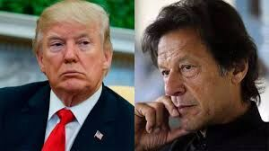 گفت وگوی تلفنی عمران خان و ترامپ درباره کشمیر