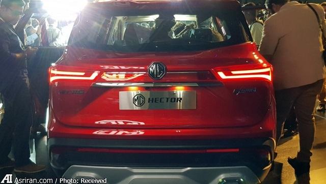 یک خودرو با 4 برند متفاوت!/ هکتور؛ شاسی بلند جدید