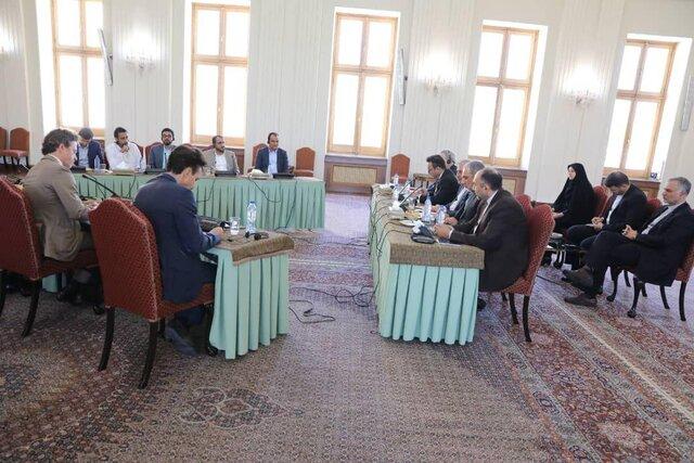 برگزاری نشست سه جانبه ایران، انصار الله یمن و سفرای (E4) در تهران