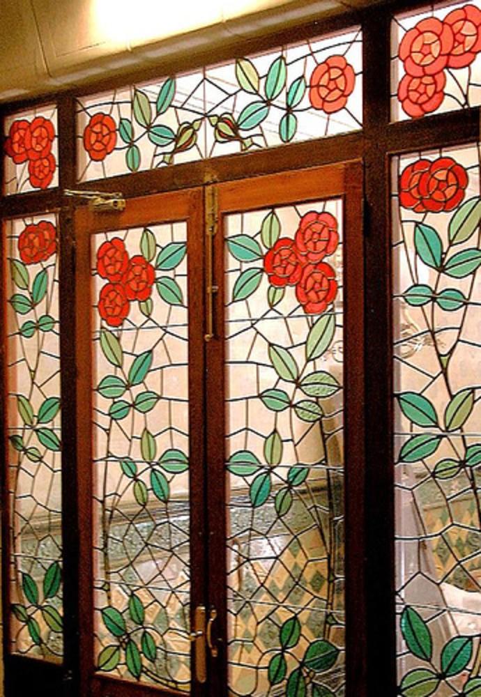 فوايد استفاده از شيشه رنگی پنجره و ارتباط آن با ضد افسردگی