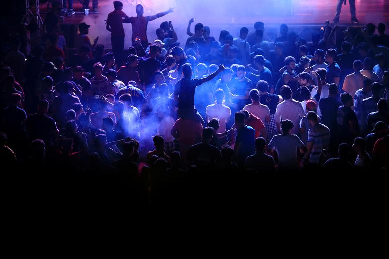 بازگشت کنسرت و رقص به بغداد (+عکس)
