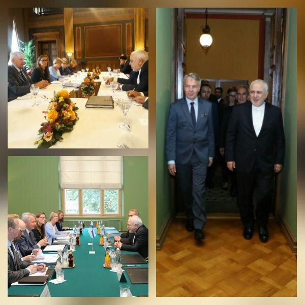 وزیر خارجه فنلاند: فنلاند و اتحادیه اروپایی از ایجاد اینستکس حمایت می کنند