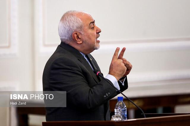 ظریف: ایران تمایلی به مذاکره با آمریکا درباره توافق هستهای ندارد