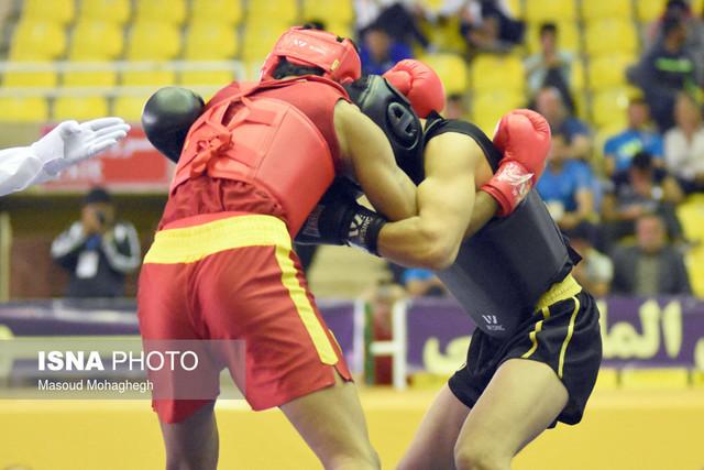 1 طلا و 3 برنز حاصل ووشوکاران ایران در روز نخست قهرمانی جوانان آسیا