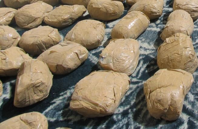 کشف 98 کیلو انواع مواد مخدر در پایتخت