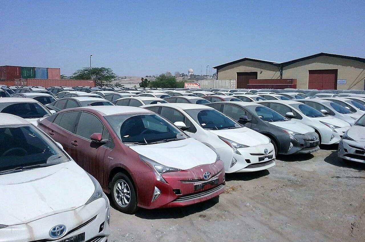 2 ماه مهلت گمرک برای ترخیص خودروهای وارداتی