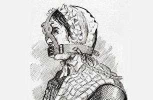تنبیه وحشیانه زنان پرحرف و غرغرو در قرون وسطی (+عکس)
