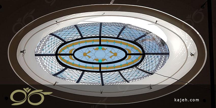 6 گنبد شیشه ای استین گلس ساخته شده توسط شرکت کاژه