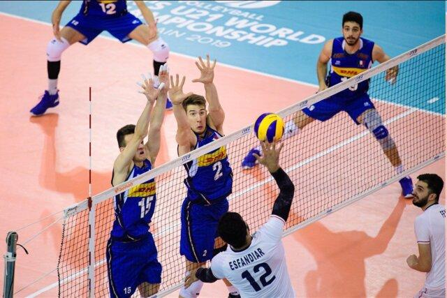 تیم والیبال جوانان ایران قهرمان جهان شد