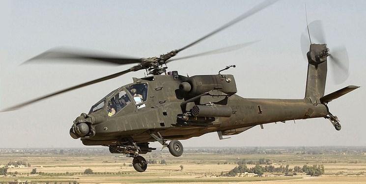 آمریکا ارتش امارات را به بالگردهای «آپاچی ای -64» مجهز میکند
