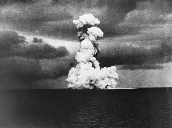 مهیبترین انفجار آتشفشانی که باعث ناشنوایی شد! (+عکس)