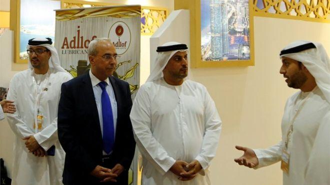 حضور شرکتهای اماراتی در نمایشگاه تجاری سوریه