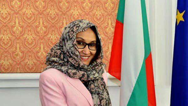 یک زن، وزیر خارجه سودان شد