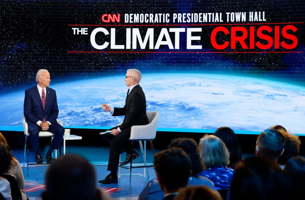 نامزدهای دموکرات انتخابات آمریکا به دنبال نجات کره زمین از تغییرات اقلیمی