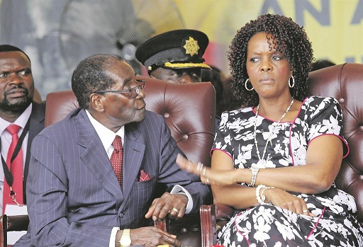 مرگ رابرت موگابه؛ هم او كه دو سال پيش مُرده بود
