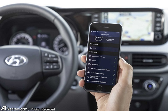هیوندای i10 مدل 2020 معرفی شد (+فیلم و تصاویر)