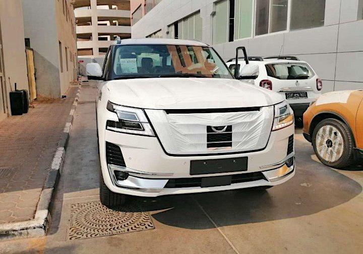 پاترول 2020 در امارات دیده شد (+عکس)