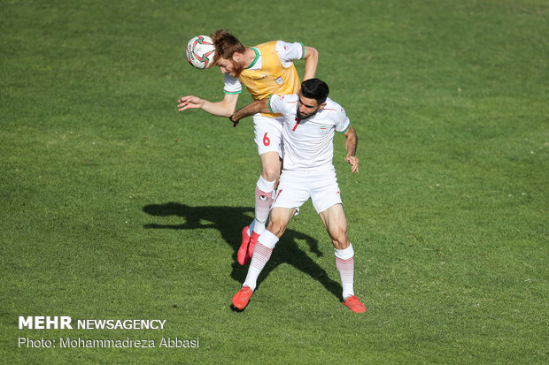 شکست سنگنین تیم فوتبال امید ایران برابر ازبکستان