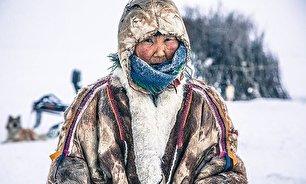 زندگی در سرزمین های قطبی روسیه (عکس)
