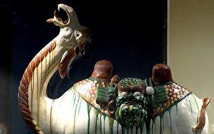 هنر مجسمهسازی سفالی در چین (عکس)