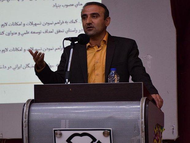 رئیس دانشگاه کردستان: 41 هزار نفر در دانشگاه های مختلف کردستان در حال تحصیل هستند