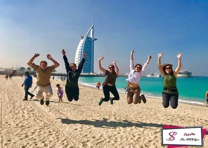 بهترین فصل برای سفر به دبی به همراه تور مسافرتی