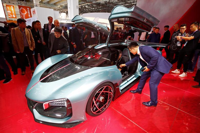 فرانکفورت، بزرگترین نمایشگاه خودرویی آلمان/ شاسی بلندها 35 درصد خودروهای جهان را تشکیل میدهند