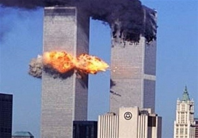 خاطرۀ جرج بوش از روز 11 سپتامبر