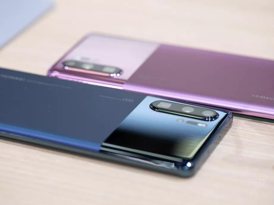 دو اتفاق مهم برای گوشیهای Huawei P30