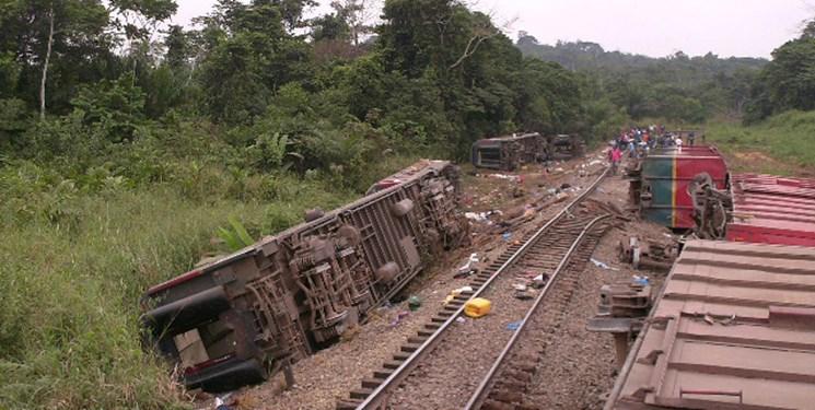 50 کشته بر اثر خروج قطار از ریل در کنگو
