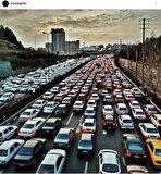 جزئیات محدودیت های ترافیکی آغاز سال تحصیلی توسط پلیس برای روان سازی ترافیک (فیلم)
